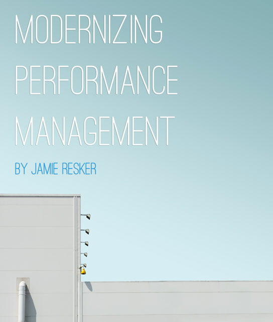 2020-03-17 HR Examiner article Jamie Resker Modernizing Performance Management photo img cc0 by simone hutsch epV3faRsmLw unsplash 544x641px.jpg