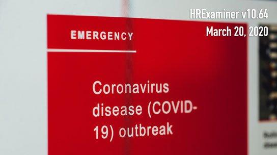 2020-03-20 HR Examiner Weekly Ed v1064 Coronavirus COVID 19 response photo img cc0 coronavirus covid 19 by markus spiske 11bjTWQ9mV0 unsplash crop 544x304px.jpg