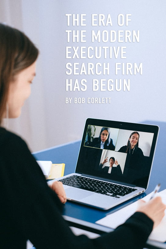2020-05-25 HR Examiner article The Era of the Modern Executive Search Firm Has Begun by Bob Corlett stock photo img cc0 by Anna Shvets from Pexels people on a video call 4226122 544x816px.jpg