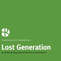 Small Scenarios for Changing Times Issue № 10: Lost Generation