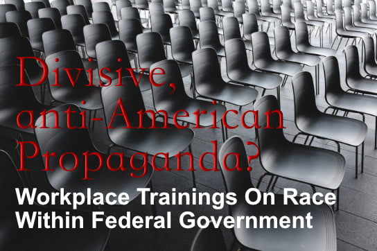 2020-09 11 HR Examiner weekly ed v1089 Workplace Trainings On Race Within Federal Government stock photo img cc0 by jonas jacobsson 2xaF4TbjXT0 unsplash 544x363px.jpg
