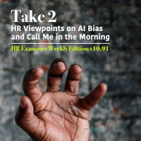 2020-09-25 HR Examiner Weekly Ed v1091 HR Viewpoints AI Bias Call Me in the Morning stock photo img cc0 via pexels cottonbro 4631059 sq 200px.jpg