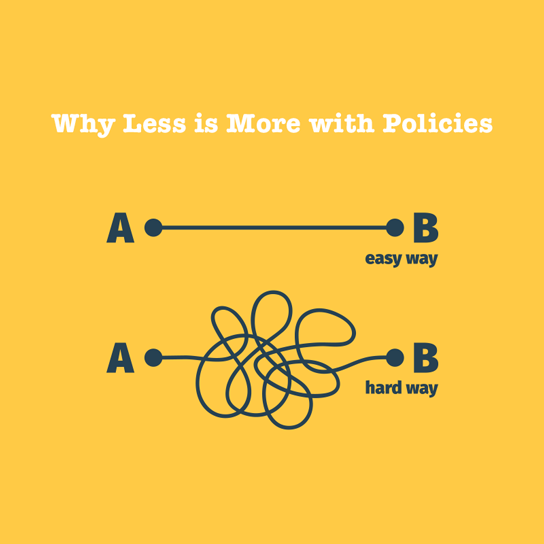 2020-10-21 HR Examiner article Why Less is More with Policies Heather Bussing stock photo img cc0 by AdobeStock 366090926 544px.png