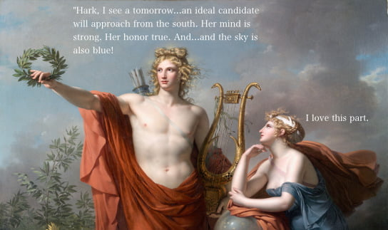 2020-12-14 HR Examiner article Heather Bussing How to Not Screw Up Predictions photo img Charles Meynier Apollo God Of Light With Urania Muse Of Astronomy 1798 via artvee 400109mtsdl 544x324px.jpg